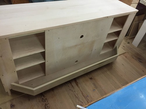 Cabinet in Progress